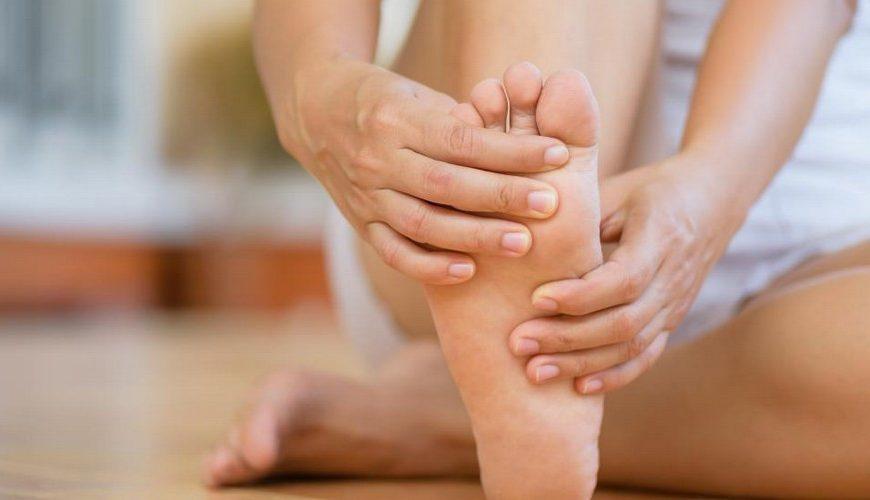 υγεια ποδιών