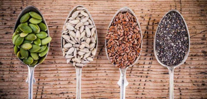 Σπόροι και ανακούφιση πόνων