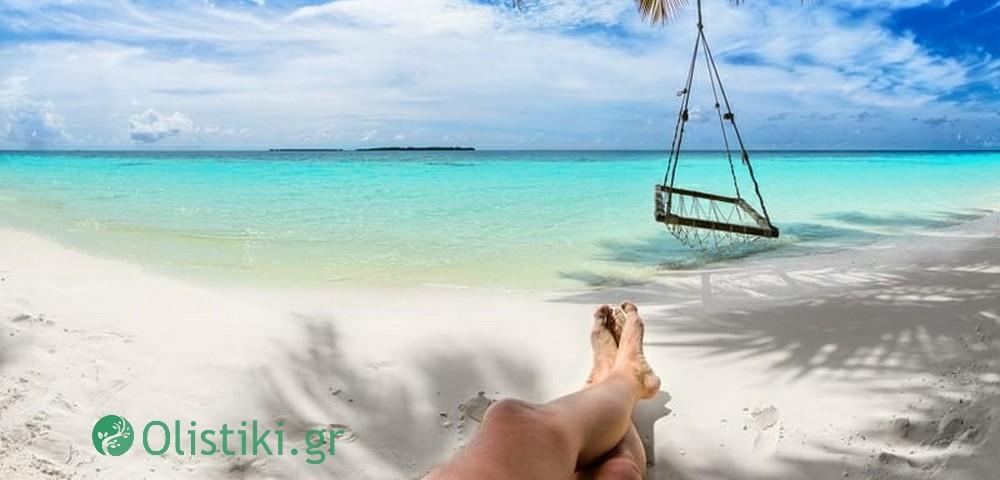 Διακοπές και ευεξία: πώς θα το πετύχετε